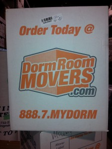 Dorm Room Movers | Summer Storage
