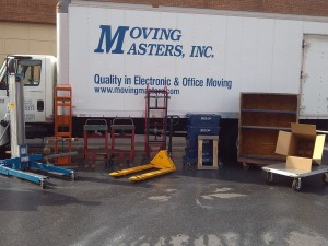 Moving Masters, Inc. - Medical Equipment