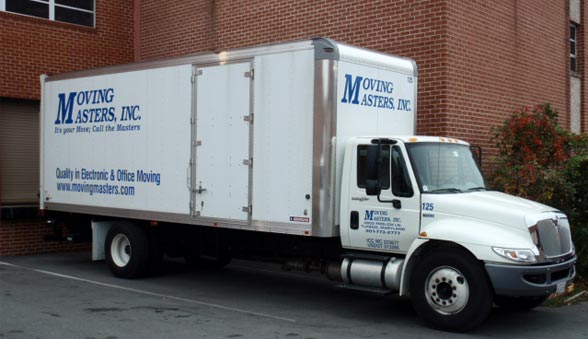 commercial movers silver spring