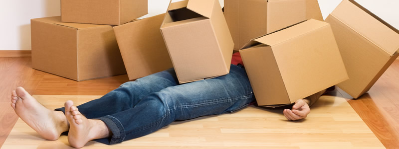 Five Common Moving Mistakes