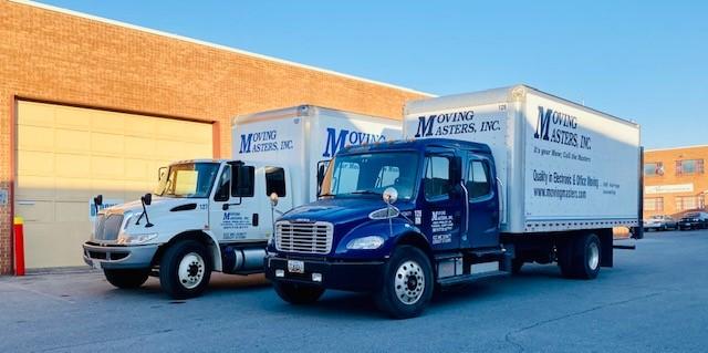 Office Moving Trucks